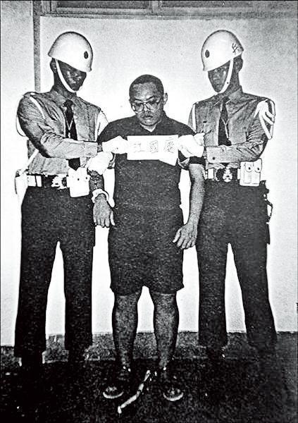 空軍公館營區在1996年爆發5歲女童遭姦殺命案,士兵江國慶遭刑求逼供,火速遭槍決,家屬含冤陳情多年,獲國賠上億元。(翻攝自民間司法改革基金會臉書)