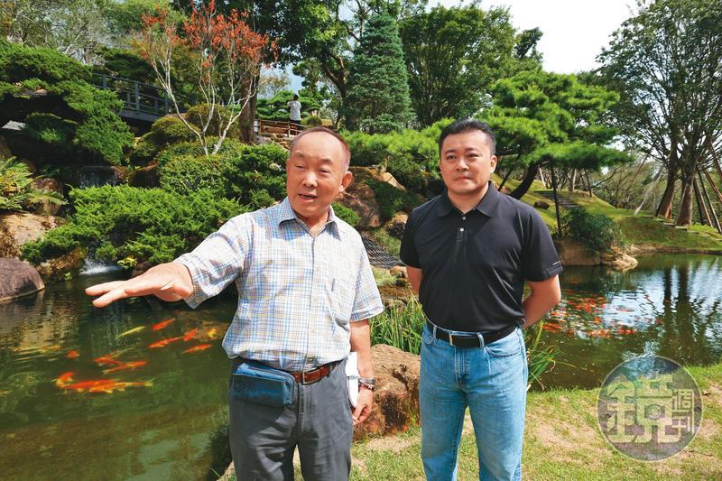 鞋王蔡其建父子另創事業第二春,立志要當台灣茶文化推手。