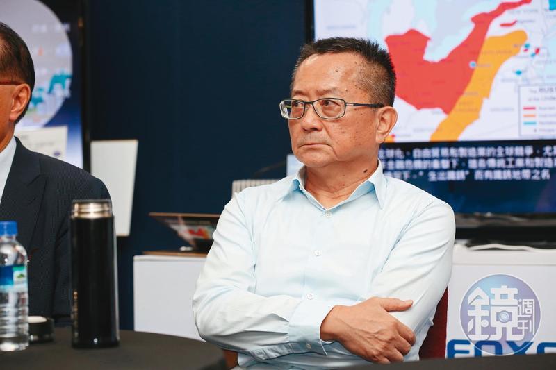 宋學仁是投行教父,身價逾150億元,已在法官面前簽字同意與張清芳離婚。