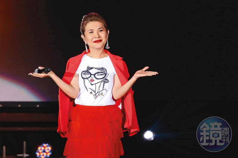 張清芳結婚後,登台開唱都要丈夫宋學仁同意,她2018年以公益為名,參加台北國際護師節演出。