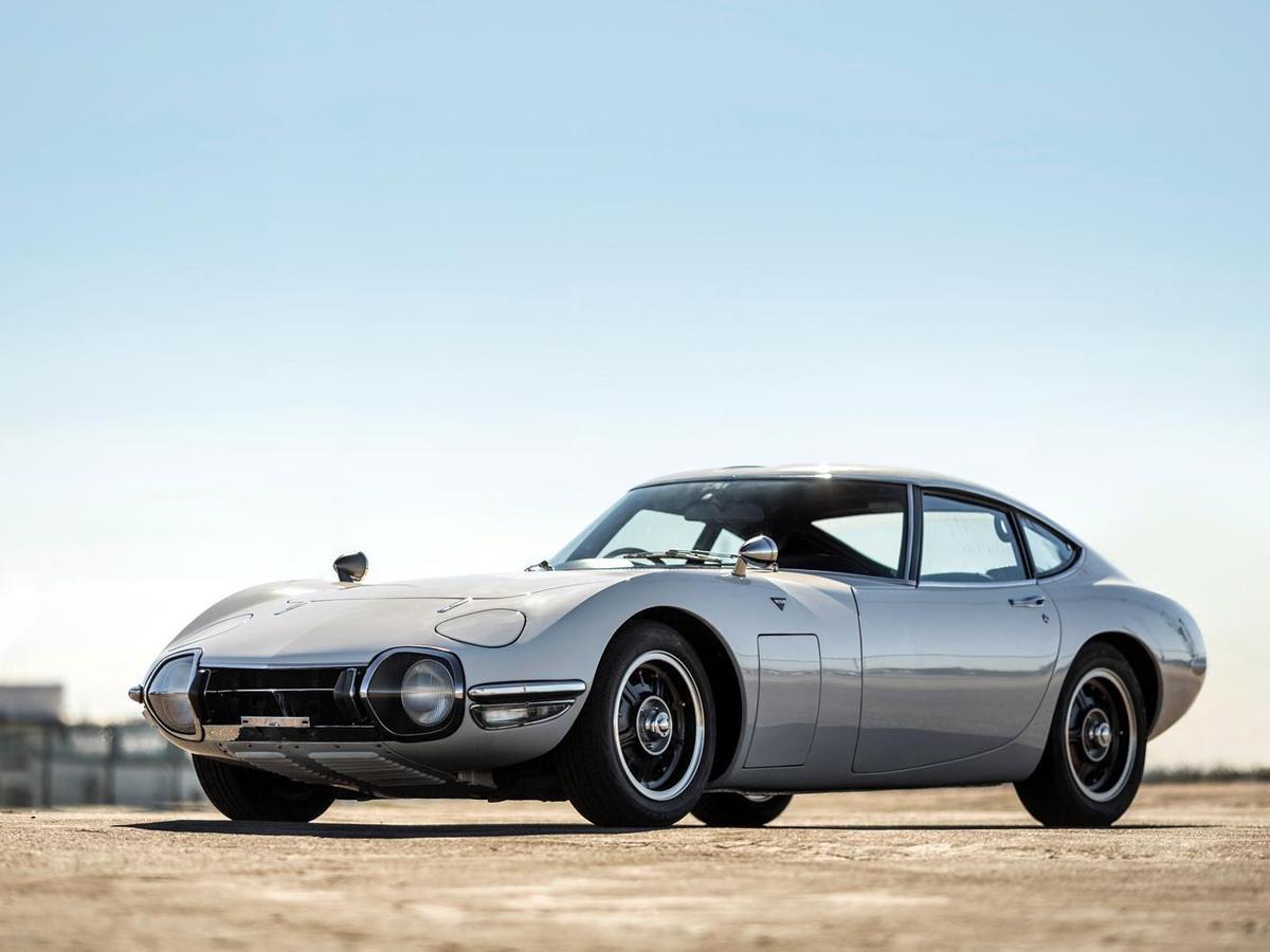 2000GT可說是日本GT跑車的鼻祖,堪稱上世紀60年代日系跑車代表作。