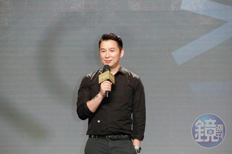 陳鎮川表示對他來說遺珠實在太多,更因這次當評審而壓力很大。