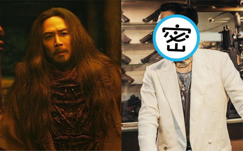 李政宰(左)在《與神同行》中的閻羅王令觀眾印象深刻,新片《魔鬼對決》變身超狠追擊者,完全不同的形象讓觀眾相當驚訝。(翻攝daum movie)
