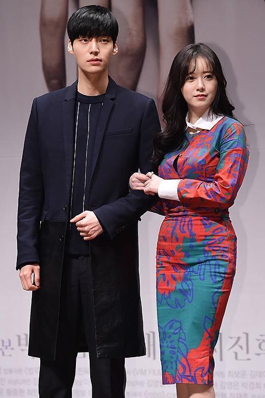 安宰賢與具惠善於2015年合拍戲劇,2016年結婚。(網路圖片)
