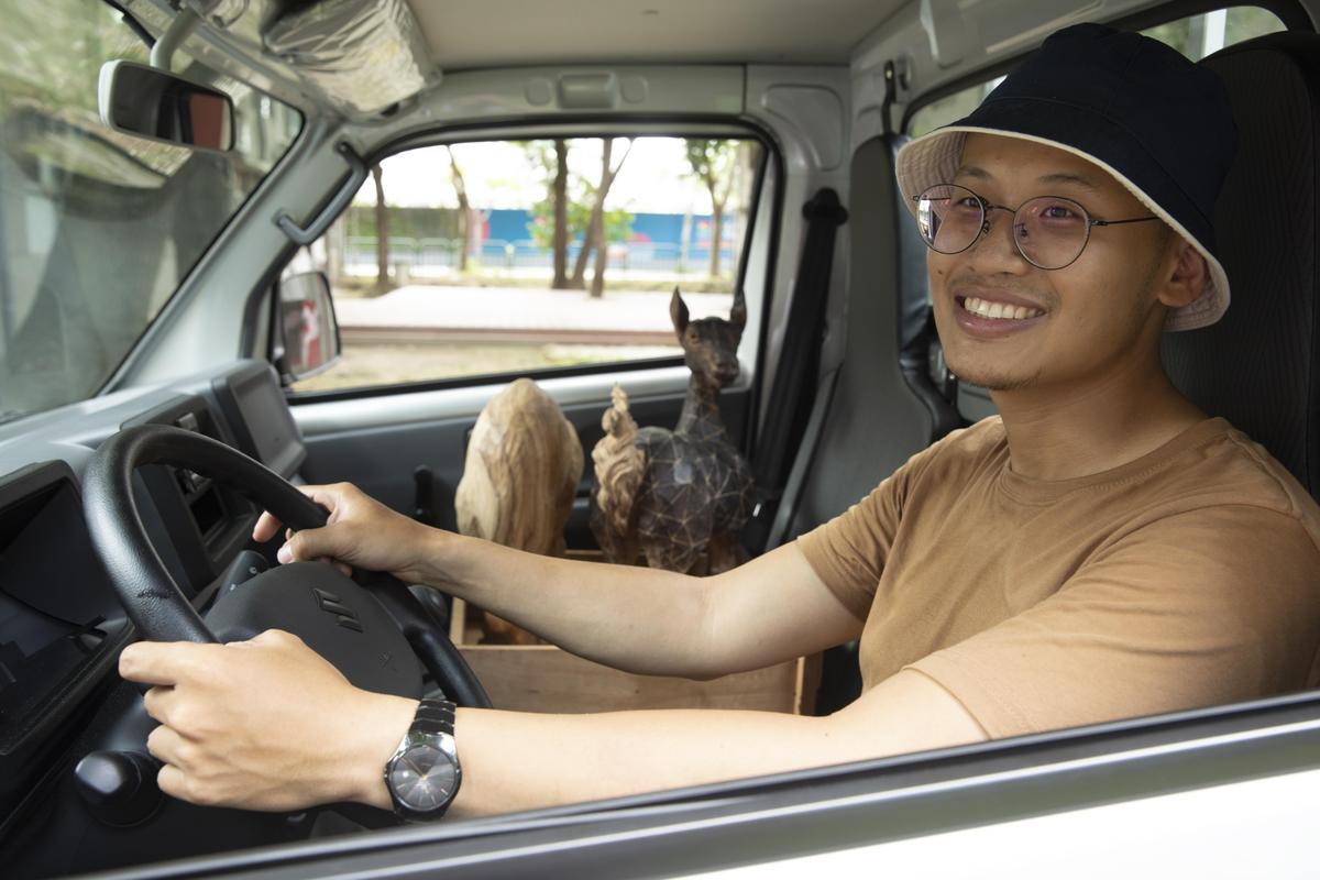 SRS雙前座輔助氣囊,成了安全的最佳保障。