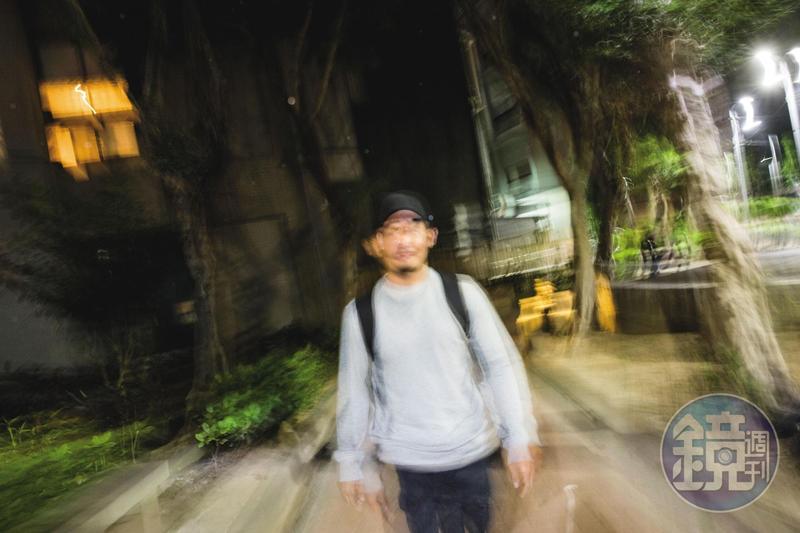 Gino使用大麻超過3年,現已入獄服刑,他主張,台灣對大麻的管制應該鬆綁。