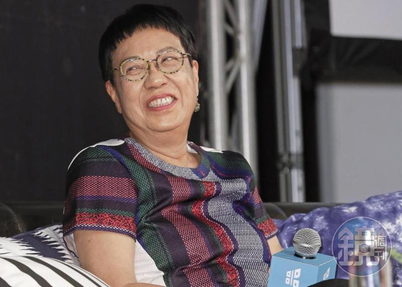 香港導演許鞍華獲得本屆威尼斯影展終身成就金獅獎。(攝影組)