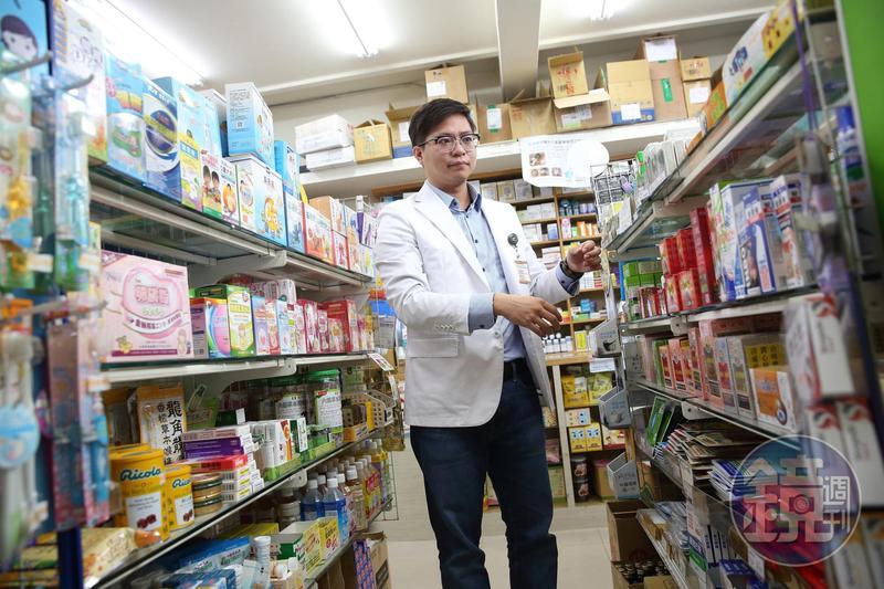 林藥師是藥局店長,10年前開始存股,現在36歲已有百萬被動收入。