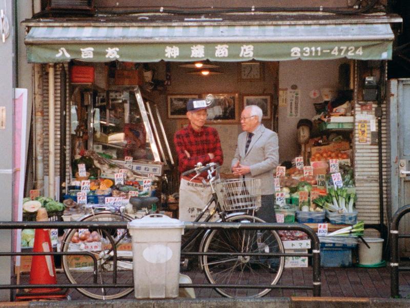 短片《天亮前的戀愛故事》追尋日治時期台灣作家翁鬧赴日留學的生活足跡。(林君昵提供)