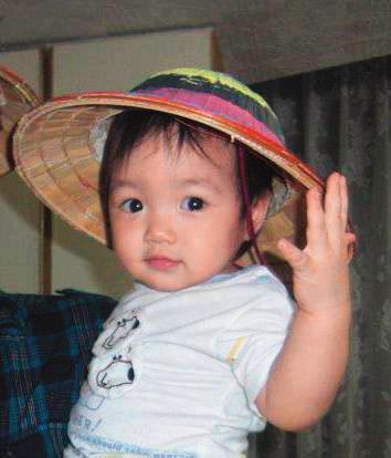 王薇君說,姪子王昊(圖)改變了她的後半生,她成立兒權會後不只協助兒虐案件,對刑案重傷死亡的家屬也主動義務協助。(王薇君提供)