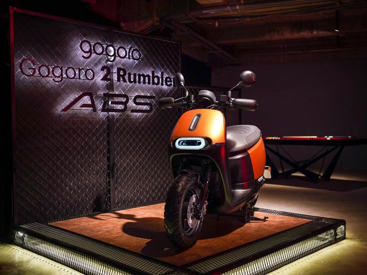 Gogoro 2 Rumbler ABS 在制動力部份,搭載重車等級的 Bosch ABS 10 雙迴路煞車系統。