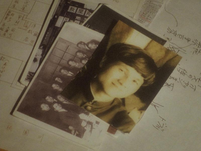 日治時期台灣作家翁鬧的作品前衛,吸引導演林君昵和黃邦銓赴日拍攝紀錄短片,追尋他留日的生活足跡。(林君昵提供)