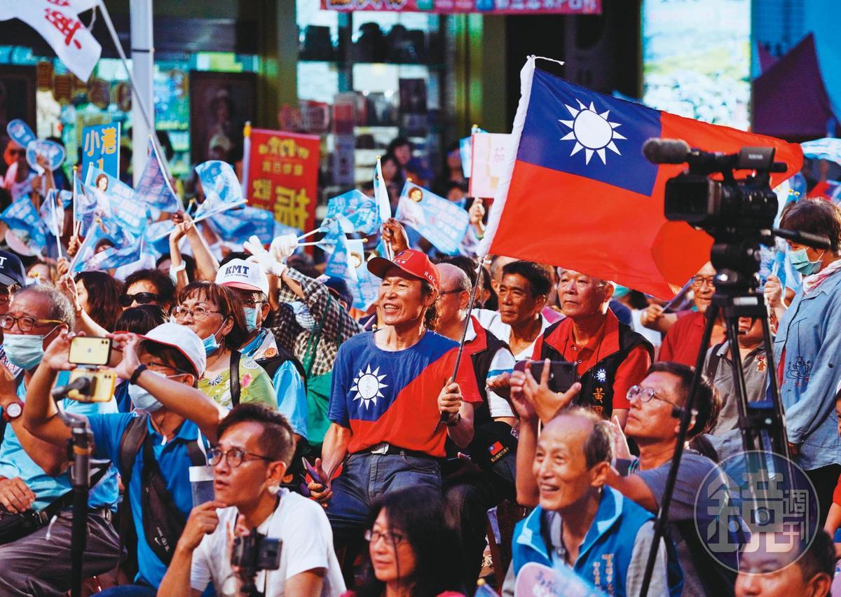 今年總統大選,韓國瑜在高雄拿下61萬票,會有多少願意轉投給李眉蓁,成為藍營市長補選的關鍵。