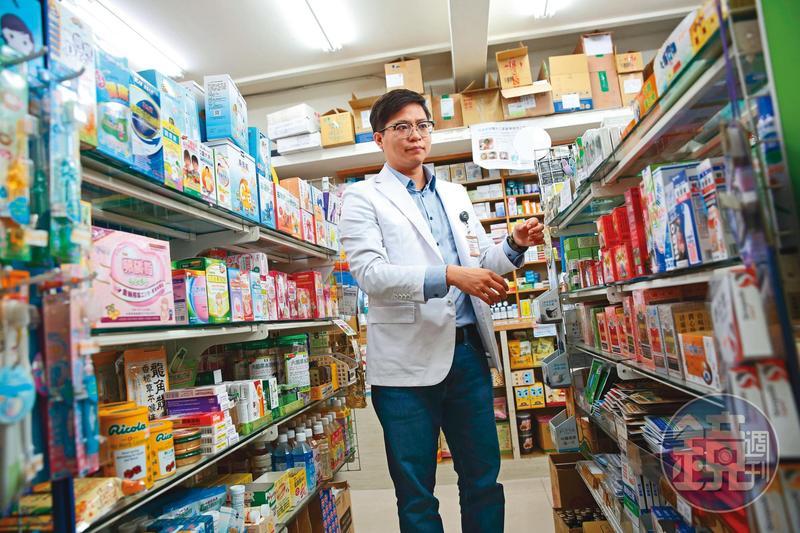 藥局店長林藥師,10年前開始存股,如今36歲的他每年已有百萬元被動收入。