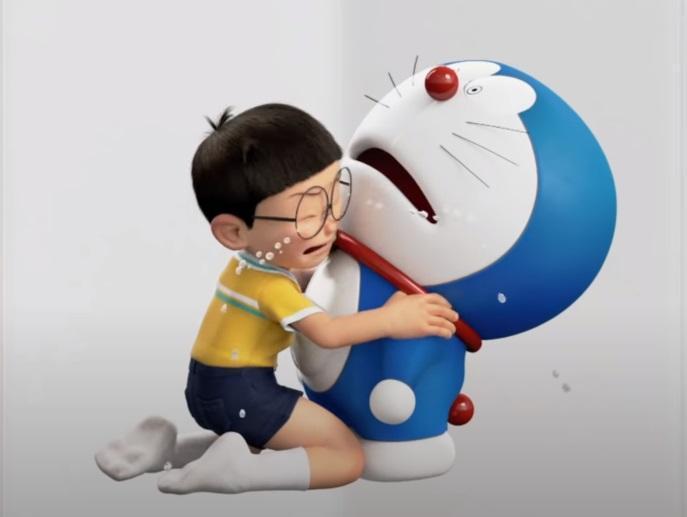 《STAND BY ME 哆啦A夢2》釋出最新預告。(翻攝「哆啦A夢電影」YouTube頻道)
