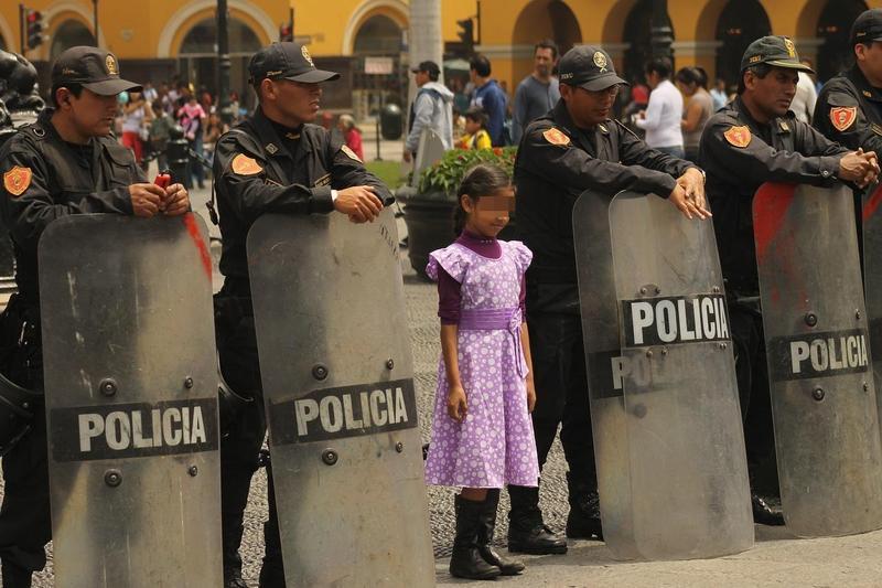 秘魯有3,300萬人口,家暴問題層出不窮,女性處境相對弱勢。圖為示意圖,與新聞當事人無關。(Pixabay/Luis Carlos Adrianzen)