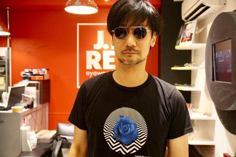小島秀夫獲邀擔任威尼斯影展評審。(翻攝自@HIDEO_KOJIMA_EN Twitter)