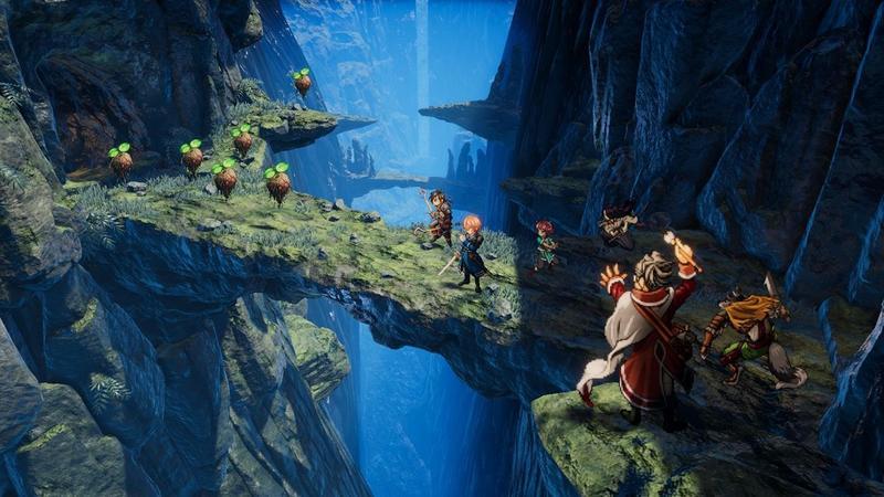 《百英雄傳》由JRPG經典《幻想水滸傳》系列核心團隊開發,預計2022年推出。(翻攝自Kickstarter)