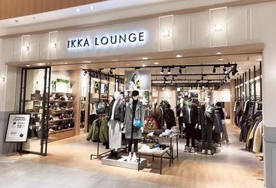 Neutral Pocket與AEON集團旗下企業「COX」合作,利用AI分析技術企劃未來的商品。圖為COX底下時裝品牌「ikka」的店鋪。