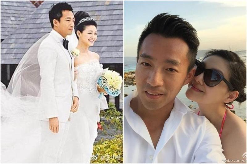 大S和汪小菲認識49天便閃電結婚。(翻攝自汪小菲、大S微博)