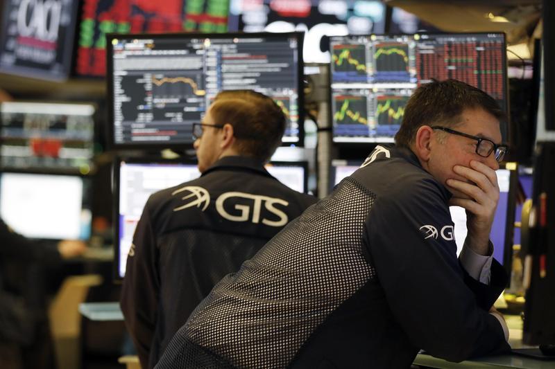 今年3月全球股市重挫時,韋禮安大膽進場,因為他相信指數長期會向上。(東方IC)