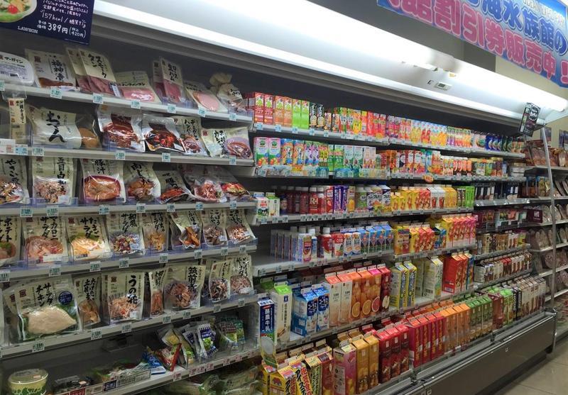 日本7月1日開始實施塑膠袋收費政策。(讀者提供)