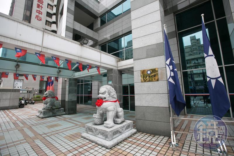 前總統李登輝辭世,國民黨發表聲明表示李曾為國民黨黨主席,也帶領台灣民主轉型。歷史自有公評。圖為國民黨中央黨部(本刊資料照)