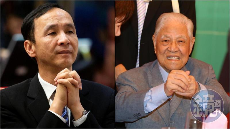 朱立倫表示,雖然後來的政治理念不盡相同,但仍肯定李登輝對台灣的貢獻。(本刊資料照)