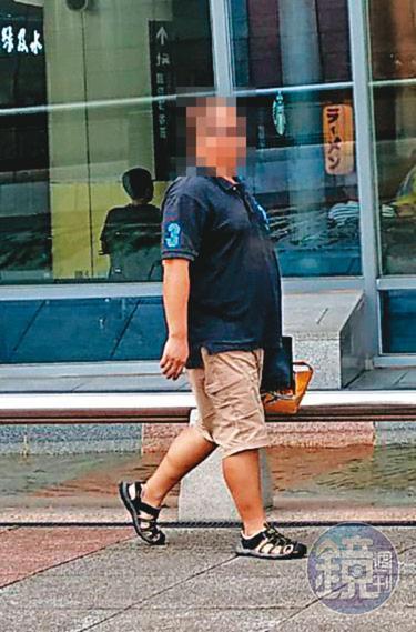 曾姓水產業者(圖)控告陳怡奪人妻,求償200萬元。(讀者提供)