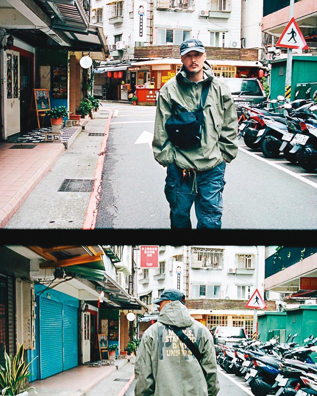 余文樂愛台灣,這幾年不斷在台投資副業,內容包括個人潮牌、茶餐廳及電競事業。(翻攝自余文樂IG)