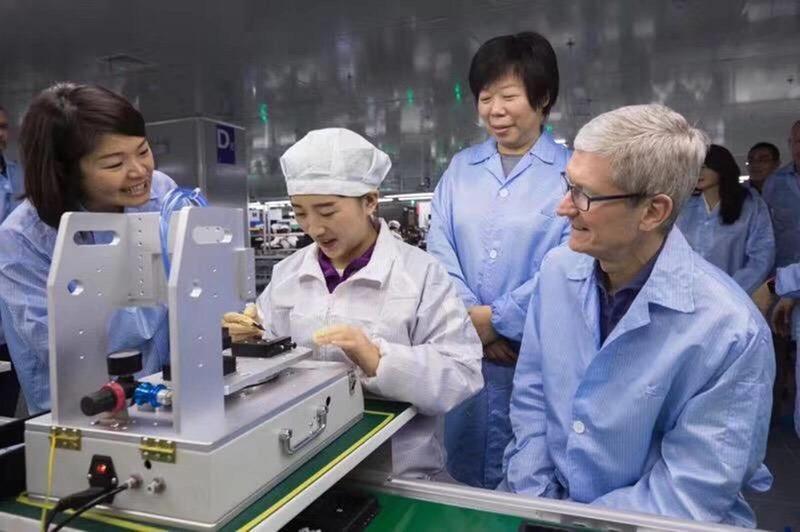 未來紅色供應鏈逐步接手「中國製造」,蘋果全新建立的「印度製造」就交給與關係最密切的台商。(翻攝立訊精密官網)