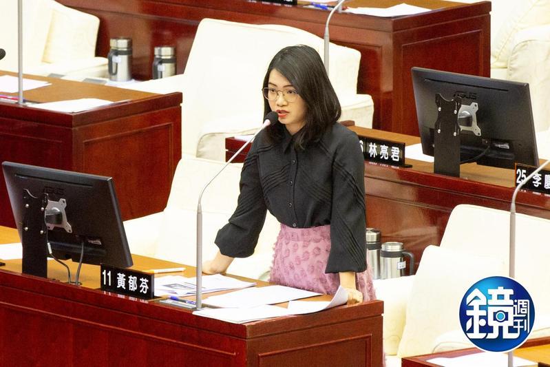 前時代力量主席徐永明捲入SOGO收賄案,黃郁芬稱「身心俱疲」決定退黨。