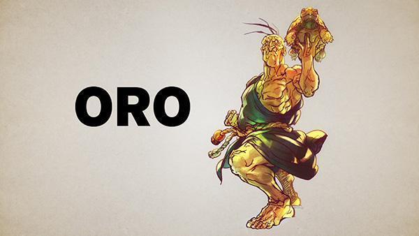 《快打旋風 3》的「奧羅」參戰《快打旋風 5》。(翻攝卡普空官網)