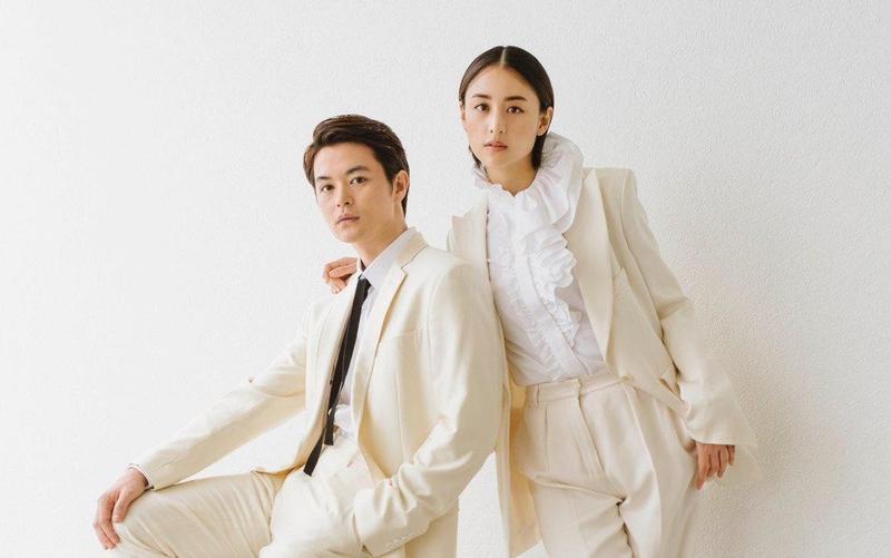日星瀨戶康史與山本美月宣布結婚。(翻攝自山本美月推特)