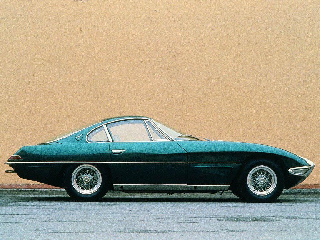 350GT是品牌歷史上第一台汽車。