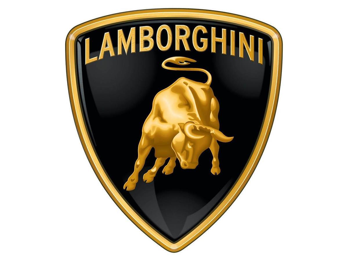 Lamborghini的LOGO就是一個黃金蠻牛。