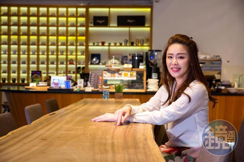 李婉鈺因為酒醉鬧出醜聞,已經宣布戒酒。