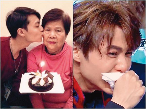 由奶奶一手帶大的王子,祖孫倆感情緊密,之前在節目中看到與奶奶互動的畫面,王子爆哭。(我愛偶像提供)