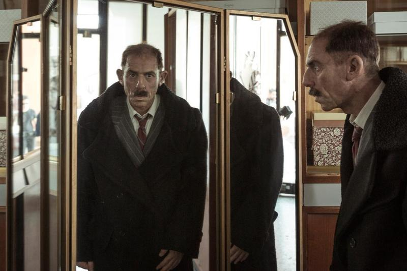 艾利歐傑曼諾以新作《隱藏的畫家》贏得柏林影帝。(傑捷提供)