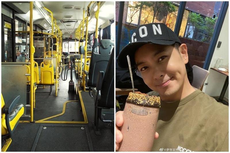 一名醫師娘愛上小5歲的公車司機,對方年輕帥氣、長相酷似林志穎(右圖)。(pexels、翻攝自林志穎微博)
