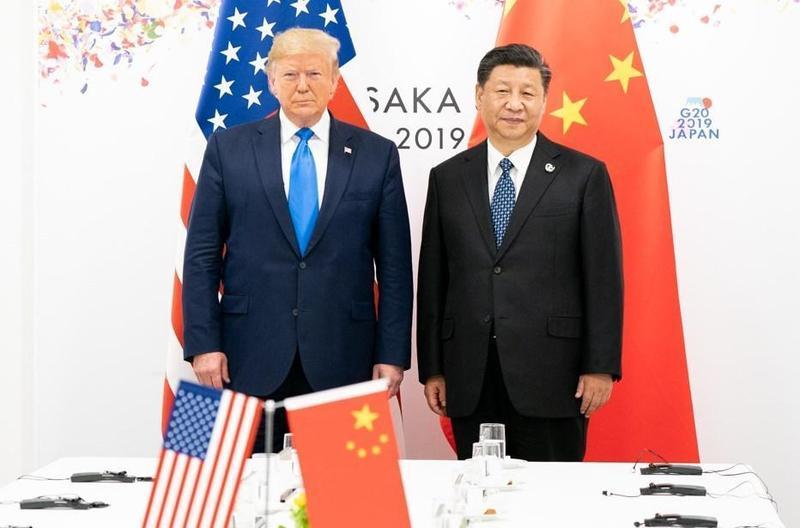 美國共和黨2位議員昨共同提出決議,要求美國政府應向中國追討1.6兆美元債務。(翻攝自Whitehouse Facebook)