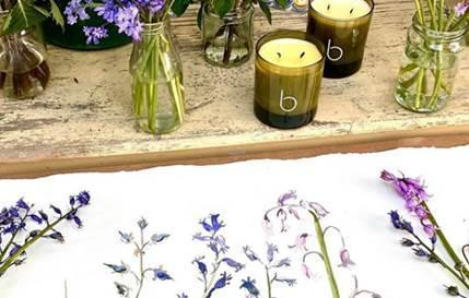 Bamford 英式花園香氛蠟燭330g / NT$2,800。(翻攝自@bamford Instagram)