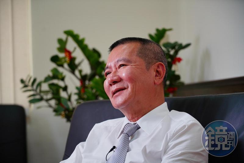 在家人和員工眼中,泰安董事長朱榮一是出了名的超人,意志力超乎常人堅定。