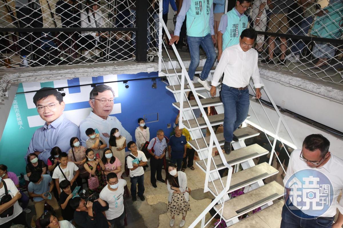 吳益政在這次補選中僅拿下3萬8,960票,得票率4.06%,讓輔選的柯文哲在未來總統之路布局更加困難重重。