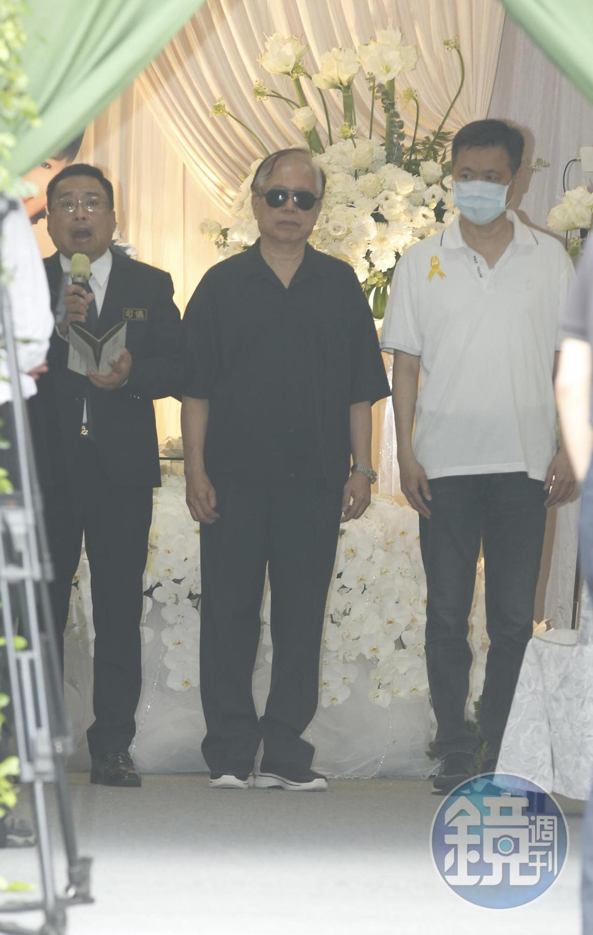 羅霈穎哥哥羅青哲表示,會由高齡94歲的羅媽媽繼承所有遺產。