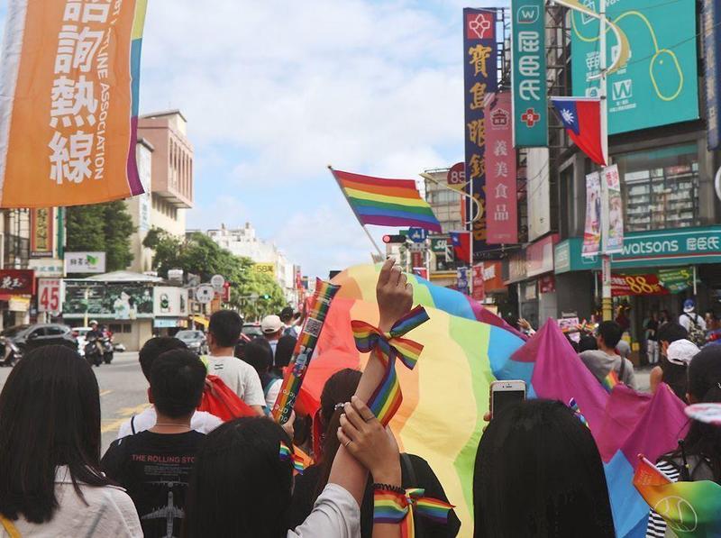花東彩虹嘉年華即將於9月19、20日,在花蓮、宜蘭舉辦一系列遊行活動。(翻攝自花東彩虹嘉年華臉書粉專)