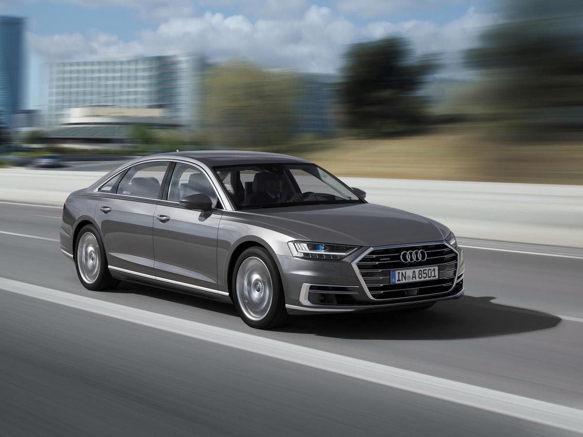 新一代的AUDI A8在2018年上市時,她的最大賣點就是當年全球首款具備了L3級自動駕駛能力的車型。