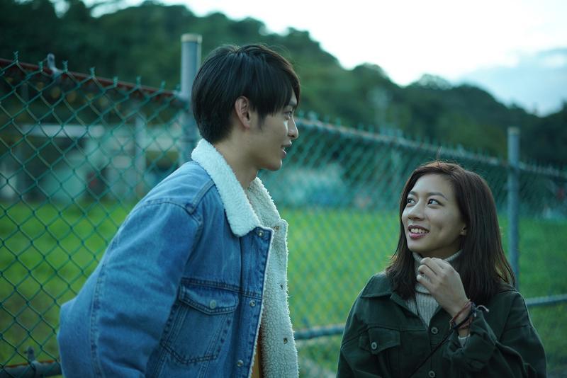 《可不可以,你也剛好喜歡我》筱湘暗戀助豪,卻要幫忙完成媒人任務。(華映娛樂)