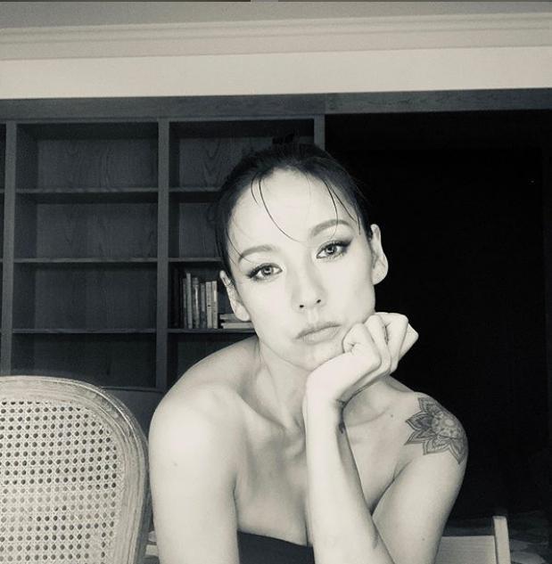 對於聲明中國網友不領情,還點名李孝利不要再躲在節目組背後了。(翻攝自hyoleehyolee Instagram)