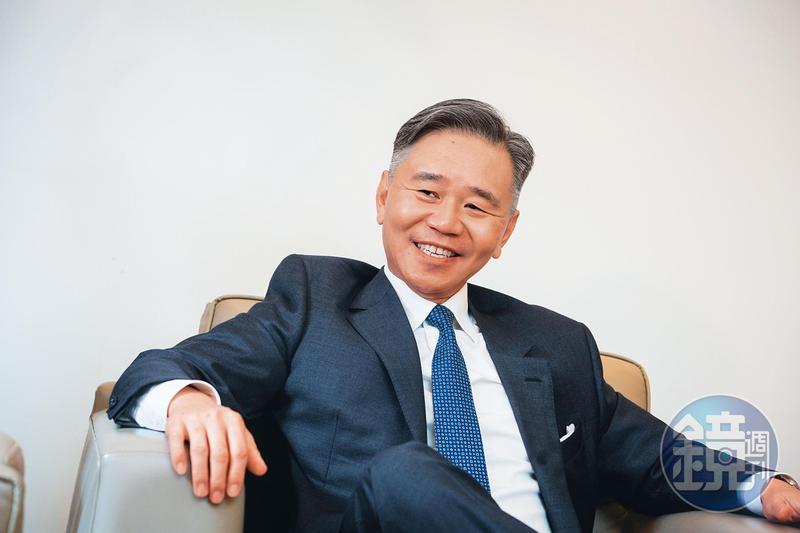 王文祥接受本刊專訪,提出有責任回台塑集團,推動家族企業傳承。